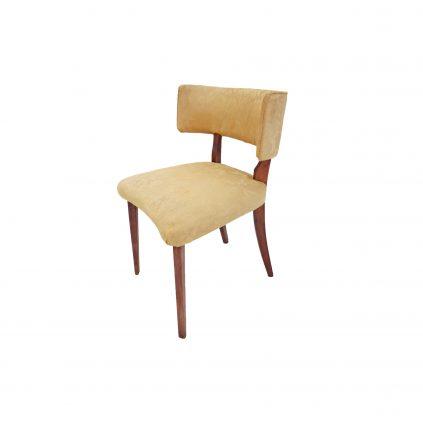 50luvun tanskalainen kampauspöydän tuoli