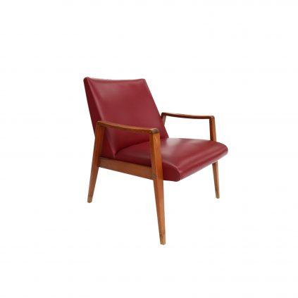 tanskalainen nojatuoli 60luvulta