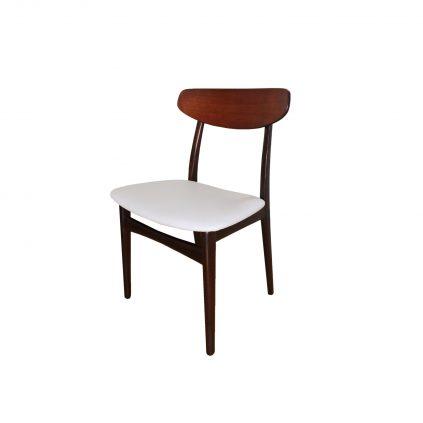 50 -luvun ruokapöydän tuoli, Henning Kjærnulf, Bruno Hansen