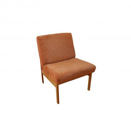 60 -luvun nojatuoli