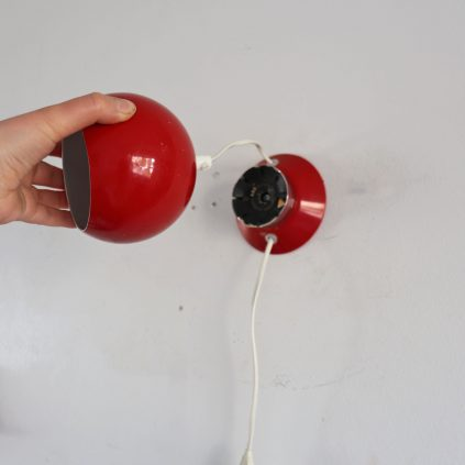 Magnetic Ball -valaisin, Benny Frandsen, ABO Randers