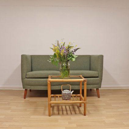 Tanskalainen 50 -luvun sohva