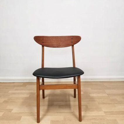 Tanskalainen tuoli Farstrup møbler 210