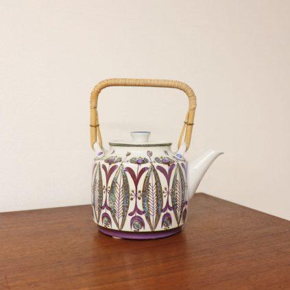 Vintage teekannu, Aluminia, Royal Copenhagen