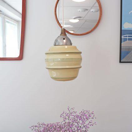 Tanskalainen sovekammer lampe