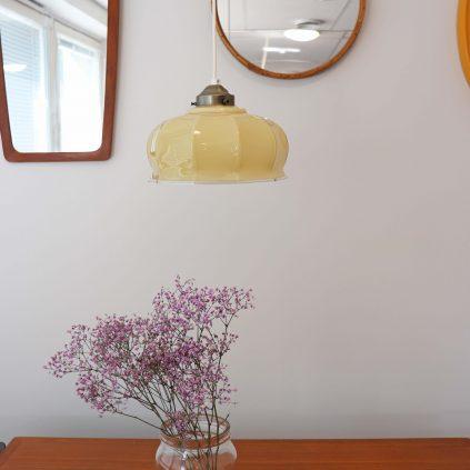 Tanskalainen vanha lasivalaisin