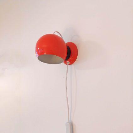 Magnetic Ball seinävalaisin E.S Horn