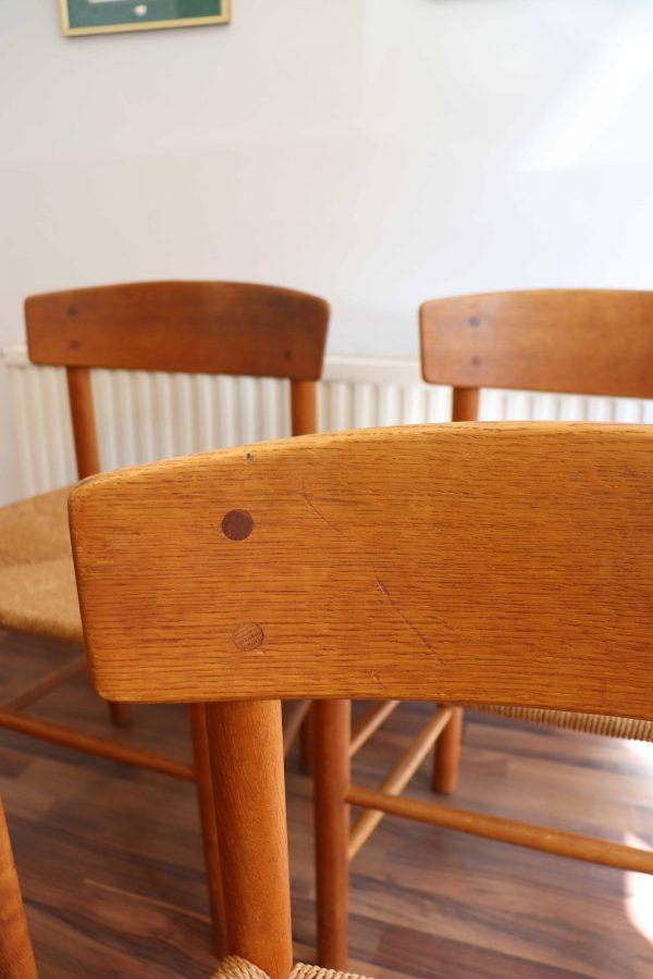 J39 Folkestol tuoli Børge Mogensen