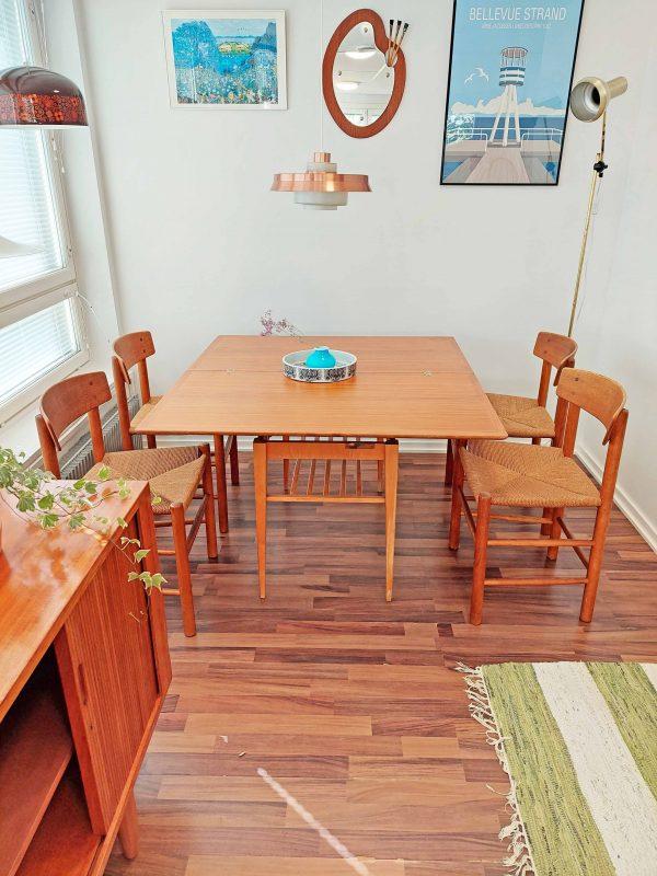 J39 Folkestol tuolit Børge Mogensen
